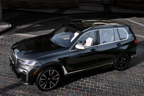 2020 BMW X7 [Add-On | Tuning]